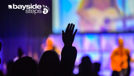 Bayside Steps 2 | Step to Church