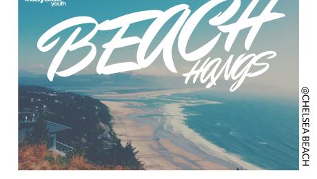 Bayside Youth Beach Hangs